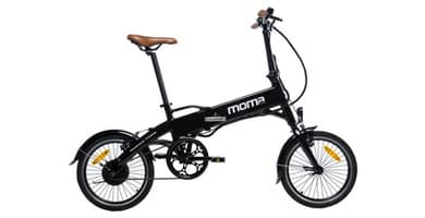 e bike 20 bici el ctrica plegable de moma bikes 2019. Black Bedroom Furniture Sets. Home Design Ideas